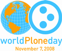 World Plone day 2008